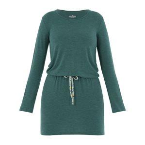 PALMERS Noční košilka 'Garden Nights'  smaragdová