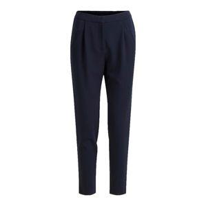 Y.A.S Kalhoty se sklady v pase  modrá