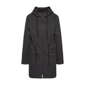 Forvert Přechodný kabát 'Hollola'  šedý melír