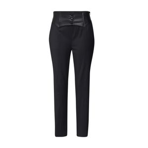 The Kooples Kalhoty 'PANTALON'  černá