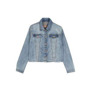 STACCATO Přechodná bunda  modrá džínovina