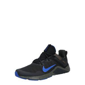 NIKE Sportovní boty 'Legend'  modrá / černá / šedobéžová