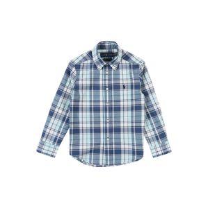 POLO RALPH LAUREN Košile  bílá / modrá
