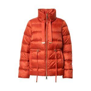 Rich & Royal Přechodná bunda  oranžově červená