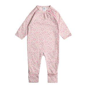 SANETTA Pyžamo  růžová / bílá / tmavě růžová
