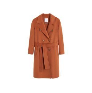 MANGO Přechodný kabát 'robert'  oranžová