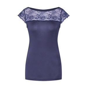 Mey Tričko na spaní 'ELEA'  tmavě modrá