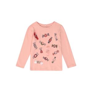 NAME IT Tričko 'CANDY'  růžová / mix barev