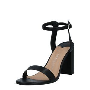 Dorothy Perkins Páskové sandály '35517013'  černá