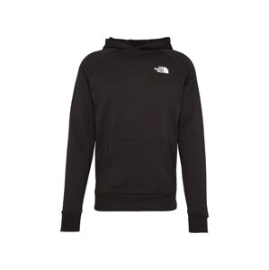 THE NORTH FACE Mikina 'M RAGLAN RED BOX HD'  černá