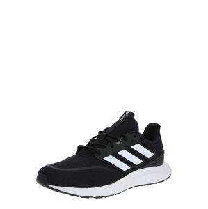ADIDAS PERFORMANCE Běžecká obuv 'Energyfalcon'  černá / bílá