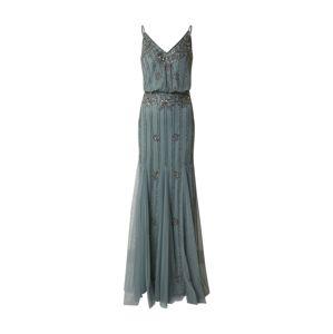 LACE & BEADS Společenské šaty 'Keeva'  modrá
