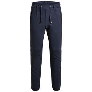Jack & Jones Junior Kalhoty 'VEGA TRASH'  námořnická modř