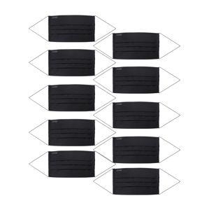 ETERNA Látková rouška '10er Pack'  černá