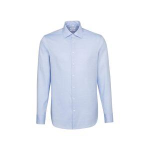 SEIDENSTICKER Společenská košile  modrá