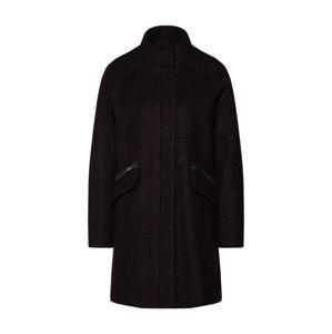 GREYSTONE Přechodný kabát  černá