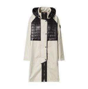 BOGNER Přechodný kabát 'XENYA'  černá / béžová
