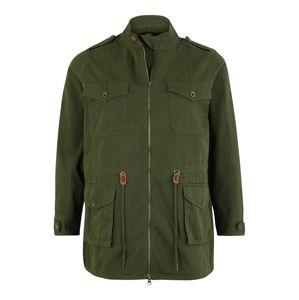 Zizzi Přechodná bunda 'AGNOLIA'  zelená