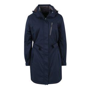 KILLTEC Outdoorový kabát 'Alisi'  námořnická modř