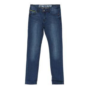 STACCATO Džíny 'Kn.-Jeans, Skinny'  modrá džínovina