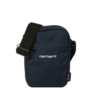 Carhartt WIP Taška přes rameno 'Payton'  námořnická modř / černá / bílá