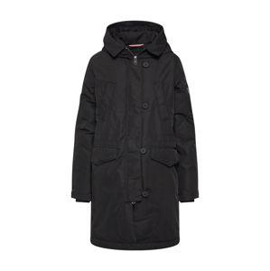 ECOALF Zimní bunda  černá