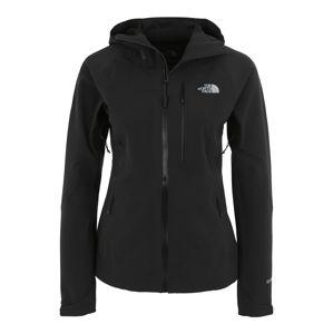 THE NORTH FACE Outdoorová bunda 'Apex Flex GTX 2.0'  černá / bílá