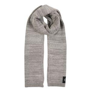 Calvin Klein Jeans Šála 'MONO'  šedá