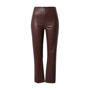SOAKED IN LUXURY Kalhoty 'Kaylee'  červená
