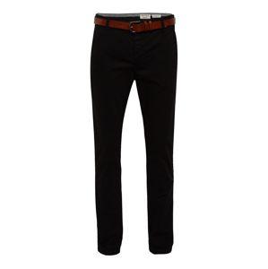 Review Chino kalhoty 'STR BELT'  černá