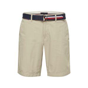 TOMMY HILFIGER Kalhoty 'Brooklyn'  tmavě modrá / bílá / červená / starobéžová