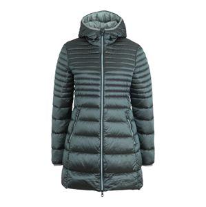 CMP Outdoorový kabát  smaragdová