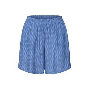 basic apparel Kalhoty 'Elly'  modrá