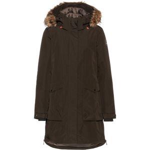 ICEPEAK Outdoorový kabát 'Breda I7'  hnědá