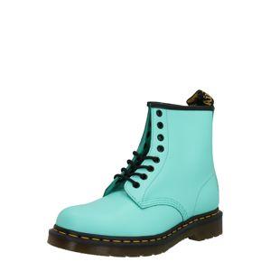 Dr. Martens Šněrovací boty '1460'  černá / mátová / hnědá
