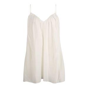 Missguided (Petite) Šaty  bílá