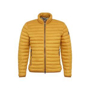 Marc O'Polo Přechodná bunda  zlatě žlutá