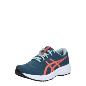 ASICS Sportovní boty 'PATRIOT 12'  pastelová modrá / oranžová