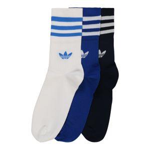 ADIDAS ORIGINALS Ponožky  modrá / tmavě modrá / bílá / černá