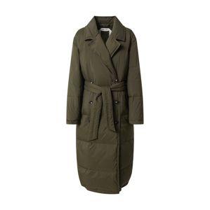 Spoom Zimní kabát 'Sue'  olivová