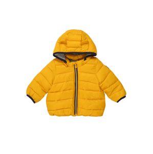 GAP Přechodná bunda  žlutá / černá