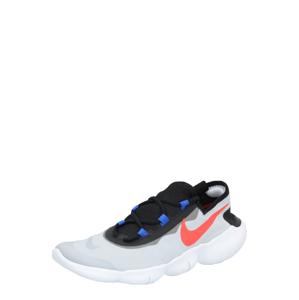 NIKE Běžecká obuv 'Free Run 5.0'  červená / světle šedá / černá