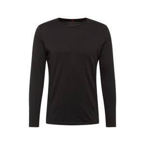 CINQUE Tričko 'CIDADO'  černá