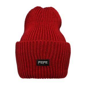 Pepe Jeans Čepice 'AMIRA HAT'  červená