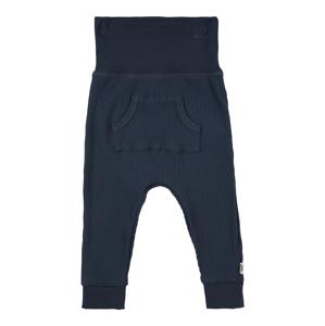 Müsli by GREEN COTTON Kalhoty  námořnická modř