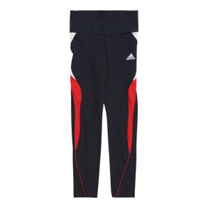 ADIDAS PERFORMANCE Sportovní kalhoty 'Bold'  noční modrá / bílá / červená