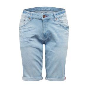 Petrol Industries Kalhoty  modrá džínovina