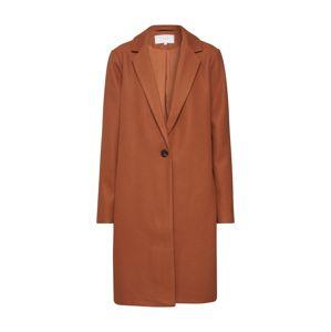 VILA Přechodný kabát 'Vicooley'  hnědá
