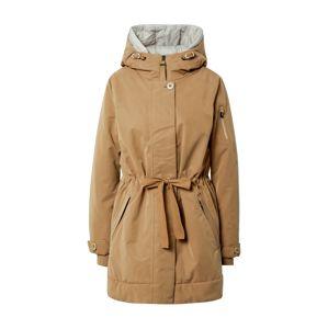g-lab Přechodný kabát 'Nea'  velbloudí