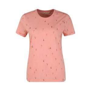 BRUNOTTI Funkční tričko 'Peyton'  růžová / černá